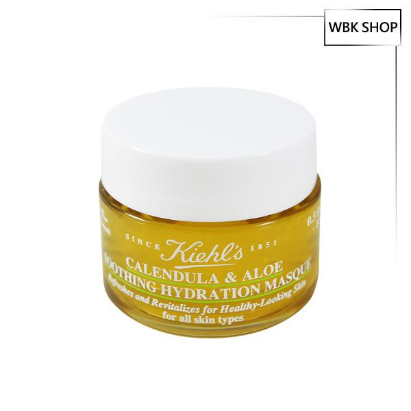 Kiehl s 契爾氏 金盞花蘆薈精華保濕凍膜 14ml - WBK SHOP