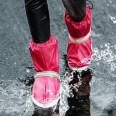 防雨加厚鞋套耐磨防滑下雨天成人女戶外防水底學生雨天旅行女士男  露露日記