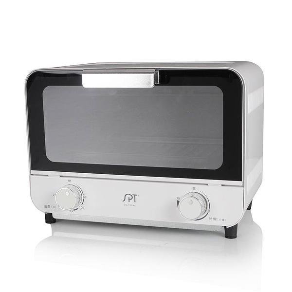 【尚朋堂】9L 雙旋鈕大功率電烤箱 (SO-539AG)