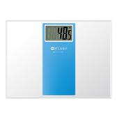MUVA 繽紛樂電子體重計/晴空藍 SA5401BL