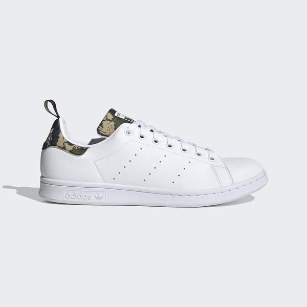 Adidas Stan Smith [GV9708] 男鞋 運動 休閒 簡約 經典 史密斯 穿搭 愛迪達 迷彩 白