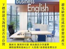 二手書博民逛書店Business罕見English (with Student Premium Website 1 Term (6
