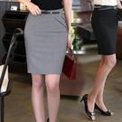 窄裙 春夏職業OL短裙正裝西裝防皺一步裙包臀半身裙