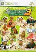 XBOX360 網球高手 3 亞洲英文版