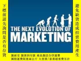 二手書博民逛書店The罕見Next Evolution Of Marketing