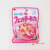 北日本BOURBON_長條軟糖(水蜜桃)50g【0216團購會社】4901360315833