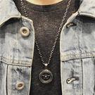 百貨週年慶-歐美百搭秋冬毛衣鍊子長版男女日韓國誇張裝飾品衣服配飾項鍊掛飾