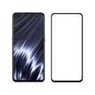 OPPO 鋼化玻璃膜 Realme X3/X50 滿版彩色全覆蓋鋼化玻璃膜 手機螢幕貼膜
