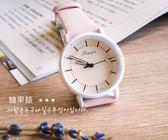 2件免運 手錶 韓版 休閒 簡約時尚 糖果色 可愛 錶盤 女錶 情侶 對錶
