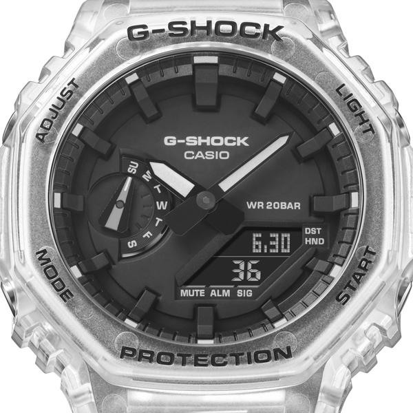 CASIO 卡西歐 GA-2100SKE-7A / G-SHOCK系列 原廠公司貨