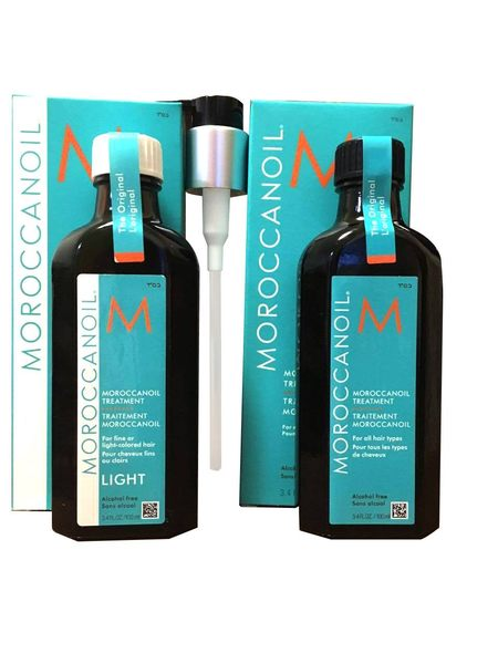 Moroccanoil摩洛哥優油 100ml [一般型] [清爽型] 任意選 附壓頭 進入賣場更精彩