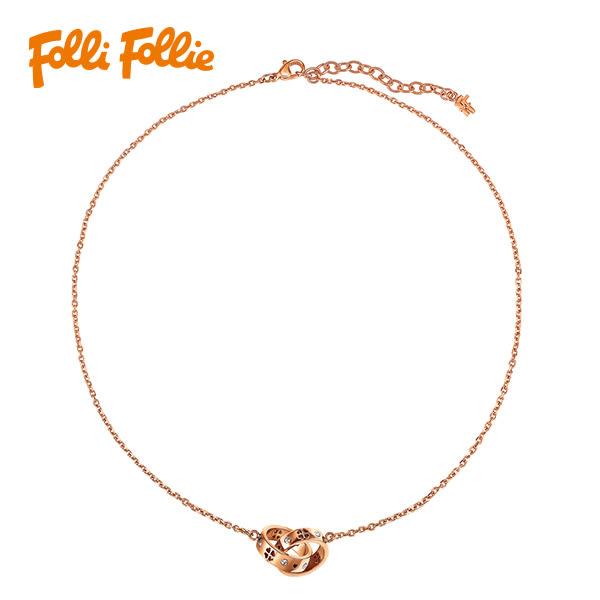 Folli Follie Love&Fortune 系列項鍊