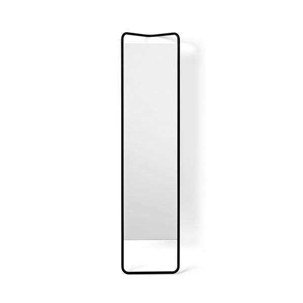 丹麥 Menu Kaschkasch Floor Mirror 卡思奇系列 工業風 落地式 立鏡(黑色金屬框架)