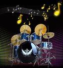 架子鼓成人兒童自學爵士鼓5鼓3镲4镲初學者入門練習專業演奏 YXS優家小鋪