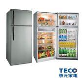 «贈安裝/0利率»TECO東元 600公升變頻雙門電冰箱(R6161XH)【南霸天電器百貨】