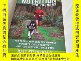 二手書博民逛書店Runner s罕見world Performance Nutr