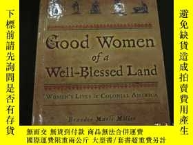 二手書博民逛書店《GOOD罕見WOMEN OF A WELL-BLESSED L