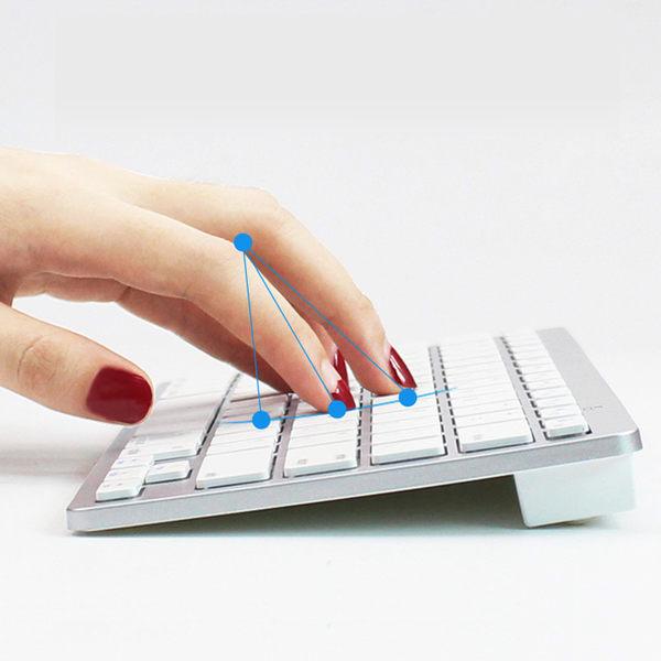 10寸超薄無線藍芽鍵盤三系統香港臺灣注音繁體外文iPad蘋果安卓 英雄聯盟igo