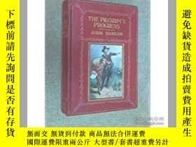 二手書博民逛書店The罕見Pilgrim s Progress 1911年Y26
