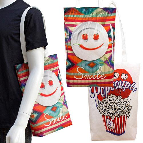 【客製化】環保袋 全彩不織布袋 28x40x8cm 長提把 袋身有底 A90-51100-107