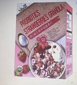 [COSCO代購] W226599 米森益生菌草莓麥片 300公克 X 2包 兩入