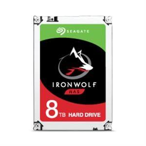 【綠蔭-免運】Seagate那嘶狼IronWolf 8TB 3.5吋 NAS專用硬碟 (ST8000VN0022)