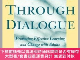 二手書博民逛書店預訂Training罕見Through Dialogue: Promoting Effective Learnin