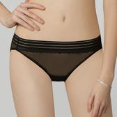 【瑪登瑪朵】S-Select 低腰三角內褲(黑)(未滿3件恕無法出貨,退貨需整筆退)