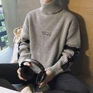 經典潮流日韓風格特色高領造型百搭保暖毛衣