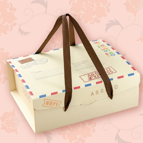 【愛不囉嗦】幸福寄語 手感厚蛋捲禮盒(原味)