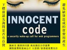 二手書博民逛書店Innocent罕見CodeY255562 Sverre H. Huseby Wiley 出版2004