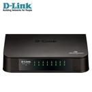 【D-Link 友訊】 DES-1016A 16埠桌上型乙太網路交換器