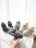 兒童網紅老爹鞋男童鞋子男孩運動鞋韓版女童鞋中大童  安妮塔小舖