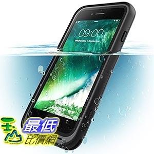 [106美國直購] i-Blason (防水手機殼) 黑色 Apple iphone7+ iPhone 7 Plus (5.5吋) Case 手機殼 保護殼  _A12