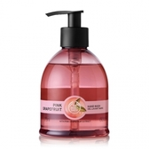 【THE BODY SHOP】粉紅葡萄柚活力洗手乳275ml