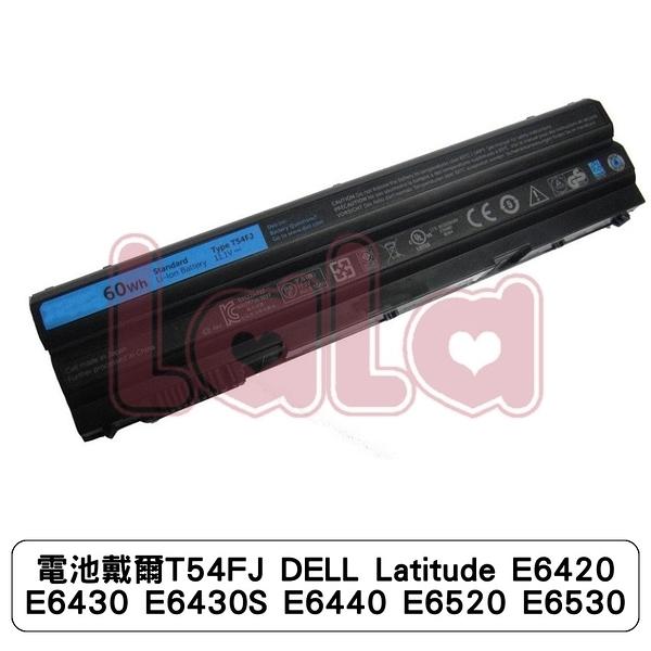 電池戴爾T54FJ DELL Latitude E6420 E6430 E6430S E6440 E6520 E6530