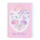 【震撼精品百貨】Little Twin Stars KiKi&LaLa_雙子星小天使~卡片收納夾-*70086