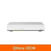 QNAP 威聯通 QHora-301W 新世代Wi-Fi 6 雙10GbE SD-WAN 路由器