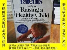 二手書博民逛書店PARENTS罕見BOOK FOR RAISING A HEAL