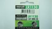 全館免運費【電池天地】MAXELL 手錶電池 鈕扣電池  LR1130 189 LR54 AG10 A389   2顆