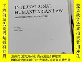 二手書博民逛書店International罕見Humanitarian Law : A Comprehensive Introdu
