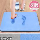 40x60cm硅藻土吸水地墊+止滑墊.速乾珪藻土地墊.高密度超.腳踏墊廁所防滑墊腳墊.推薦哪裡買ptt