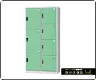 {{ 海中天休閒傢俱廣場 }}F-99 摩登時尚 HDF 多功能置物櫃系列 HDF-2534B七人用置物櫃
