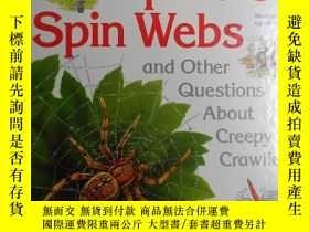 二手書博民逛書店I罕見Wonder Why Spiders Spin WebsY6515 Amanda O Neill GR