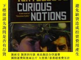 二手書博民逛書店英文原版罕見Curious Notions by Harry T