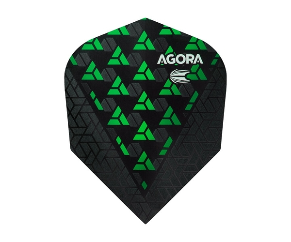 【TARGET】VISION ULTRA GHOST SHAPE AGORA Green 332430 鏢翼 DARTS
