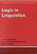 二手書博民逛書店 《Logic in Linguistics》 R2Y ISBN:0521291747│Cambridge University Press
