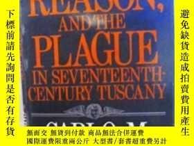二手書博民逛書店Faith,罕見Reason, and the Plague in Seventeenth-Century Tus