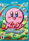 WiiU Kirby & The Rainbow Curse 星之卡比 彩虹詛咒(美版代購)