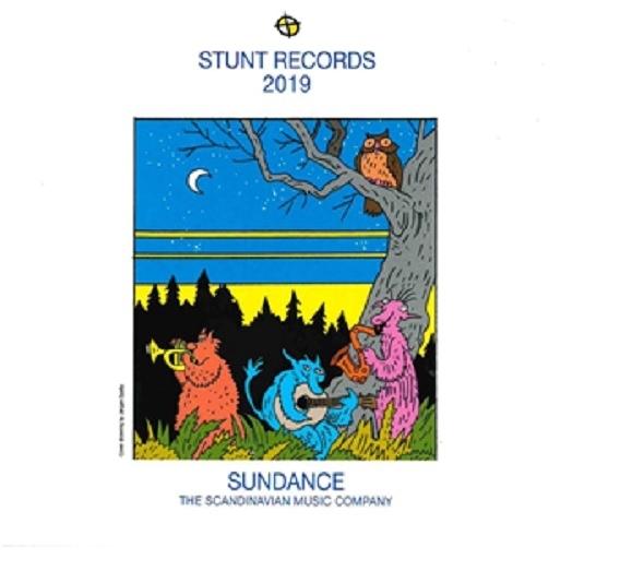 【停看聽音響唱片】【CD】眾藝人:Stunt Records 2019發燒爵士精選